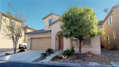 Las Vegas Single Family Home For Sale: 1029 Garnet Ridge Court