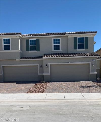 North Las Vegas NV Single Family Home For Sale: $295,183