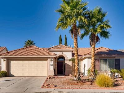 Las Vegas Single Family Home For Sale: 9774 Dottie Jewel Avenue