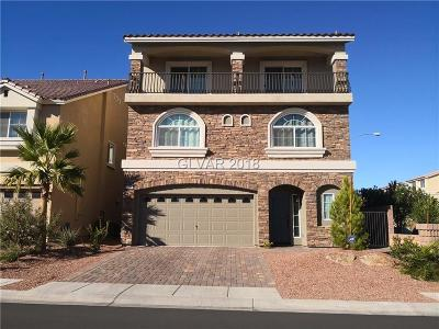 Las Vegas Single Family Home For Sale: 5768 Savage Oaks Court