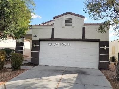 Las Vegas Rental For Rent: 1631 Wendell Williams Avenue