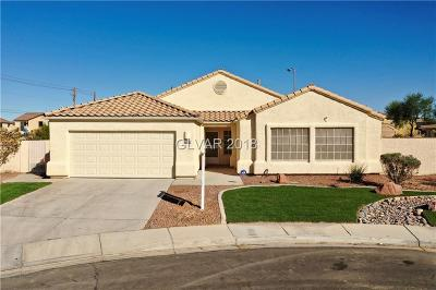 North Las Vegas NV Single Family Home For Sale: $259,900