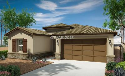 Henderson Single Family Home For Sale: 326 Via Del Salvatore