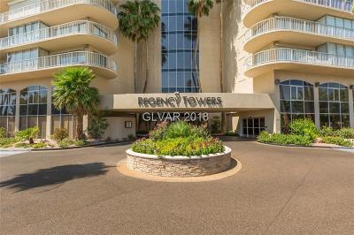 Regency Towers Amd High Rise Under Contract - Show: 3111 Bel Air Drive #26B