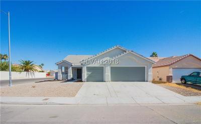 North Las Vegas Single Family Home For Sale: 5512 Cypress Creek Street