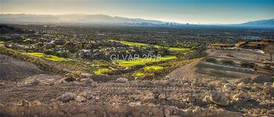 Henderson Residential Lots & Land For Sale: 587 Cityview Ridge
