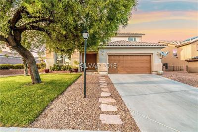 Las Vegas Single Family Home For Sale: 10428 Snowdon Flat Court