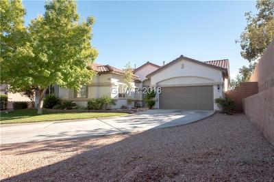 Las Vegas Single Family Home For Sale: 9529 Grand Grove Court