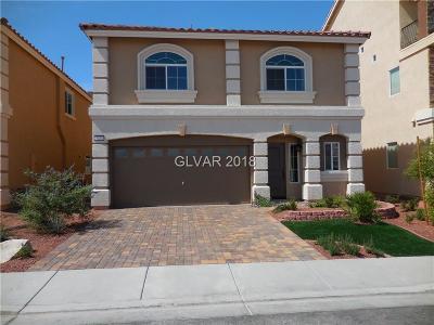 Las Vegas NV Single Family Home For Sale: $369,900