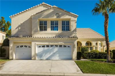 Las Vegas NV Single Family Home For Sale: $431,000