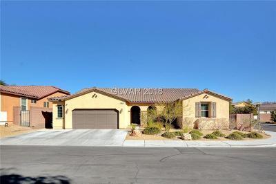Las Vegas Single Family Home For Sale: 9536 New Harbor Avenue