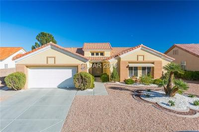 Las Vegas Single Family Home For Sale: 2204 Sierra Heights Drive
