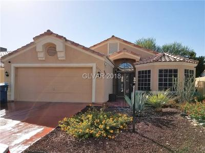 North Las Vegas NV Single Family Home For Sale: $283,000