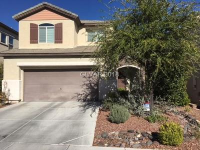 Las Vegas NV Single Family Home For Sale: $365,000