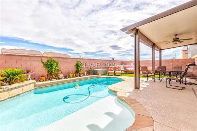 North Las Vegas Single Family Home For Sale: 5678 Colbert Street