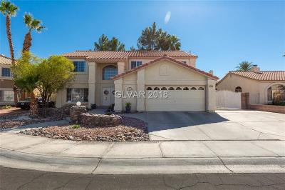 Henderson Single Family Home For Sale: 716 Rocky Trail Road