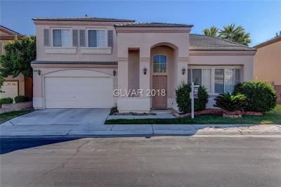Single Family Home For Sale: 8209 Burgesshill Avenue