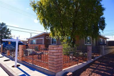 Las Vegas NV Single Family Home For Sale: $279,900