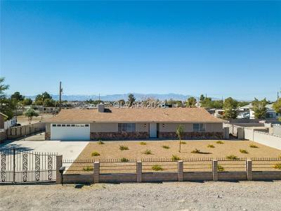 Clark County Single Family Home For Sale: 2141 Lincoln Road