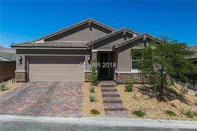 Single Family Home For Sale: 10850 Organic Drive