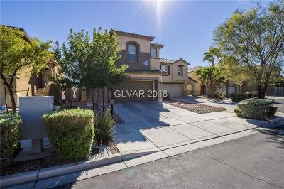 North Las Vegas Single Family Home For Sale: 3117 Manti Peak Avenue