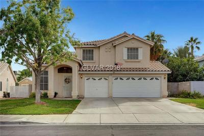 Henderson NV Single Family Home For Sale: $350,000
