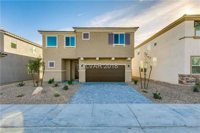 North Las Vegas NV Single Family Home For Sale: $306,191