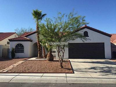 North Las Vegas NV Single Family Home For Sale: $268,000