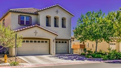 North Las Vegas NV Single Family Home For Sale: $380,000