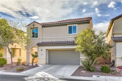 Las Vegas Single Family Home For Sale: 7017 River Meadows Avenue