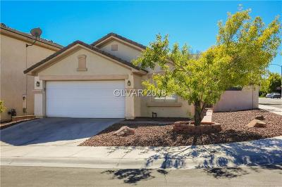 Las Vegas NV Single Family Home Under Contract - No Show: $252,000
