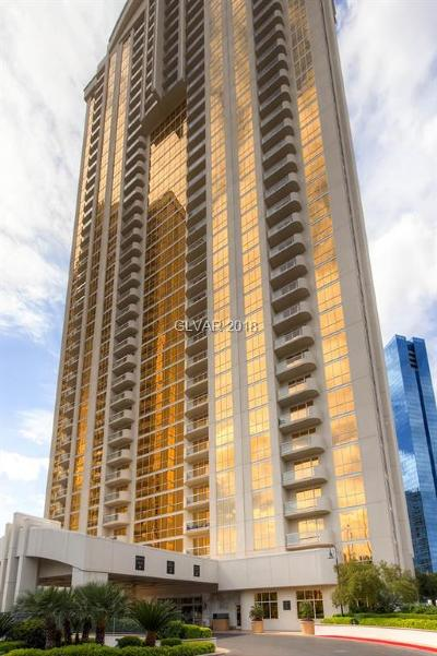 Turnberry M G M Grand Towers L High Rise Under Contract - No Show: 125 East Harmon Avenue #1401
