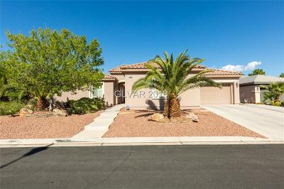 Las Vegas Single Family Home For Sale: 6888 April Wind Avenue