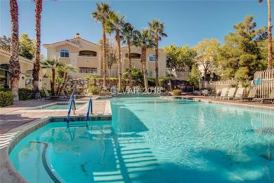 Las Vegas NV Condo/Townhouse For Sale: $174,000