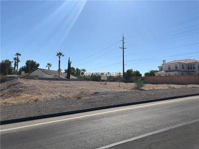 Las Vegas Residential Lots & Land For Sale: 5675 Palmyra Avenue