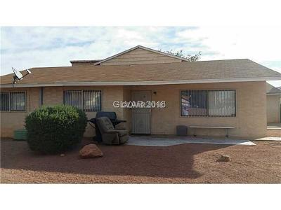 Las Vegas Condo/Townhouse For Sale: 5125 Gray Lane #C