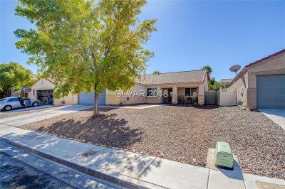 North Las Vegas Single Family Home For Sale: 635 Dry Valley Avenue