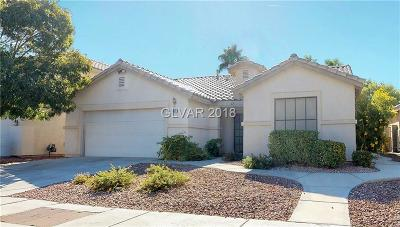 Las Vegas NV Single Family Home For Sale: $307,900