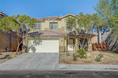 North Las Vegas NV Single Family Home For Sale: $334,900