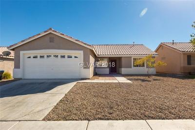 North Las Vegas NV Single Family Home For Sale: $279,000
