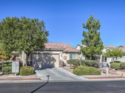 North Las Vegas Single Family Home For Sale: 7417 Widewing Drive