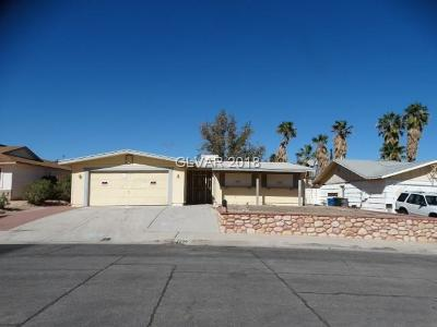 Las Vegas Single Family Home For Sale: 7204 Blizzard Lane