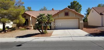 Las Vegas NV Single Family Home For Sale: $339,900
