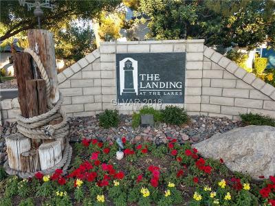 Las Vegas Single Family Home For Sale: 3032 Misty Harbour Drive