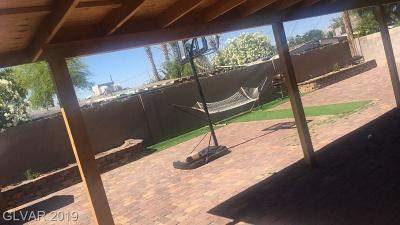 Las Vegas Single Family Home For Sale: 3128 Theresa Avenue