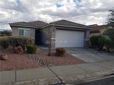 Las Vegas NV Single Family Home For Sale: $329,999