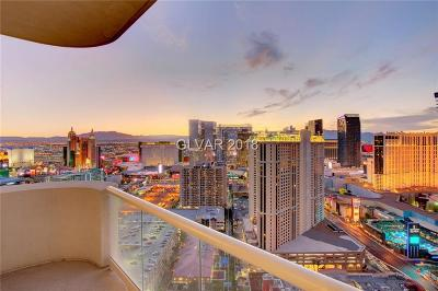 Las Vegas High Rise For Sale: 145 Harmon Avenue #3511