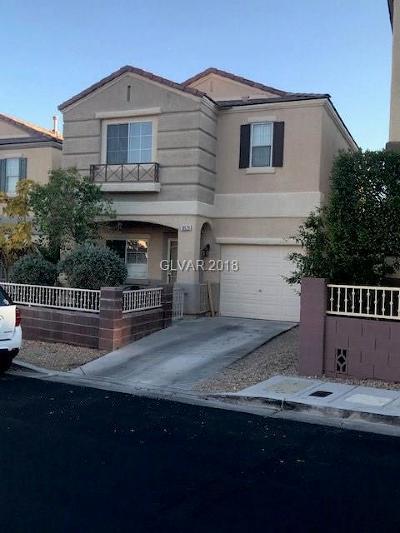 Las Vegas Single Family Home For Sale: 10529 Blanca Peak Avenue