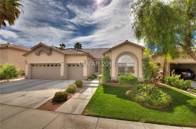 Henderson Single Family Home For Sale: 1335 Calle Calma