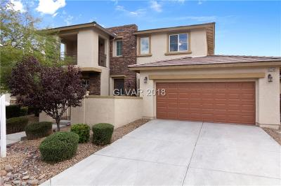Las Vegas Single Family Home For Sale: 10349 Timber Star Lane